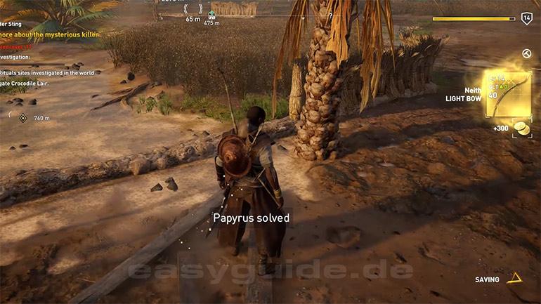 Assassins Creed Origins Erfolge