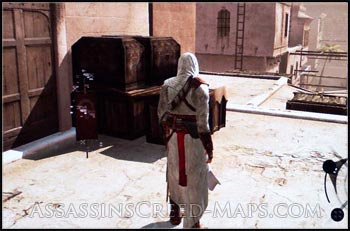 assassins creed die flaggen und templer im b rgerviertel vo. Black Bedroom Furniture Sets. Home Design Ideas