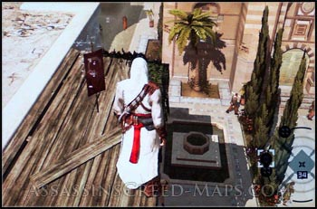 assassins creed die flaggen und templer im b rgerviertel vo. Black Bedroom Furniture Sets. Home Design Ideas