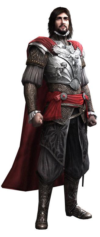 Assassins Creed Brotherhood Cesare Borgia Xb360