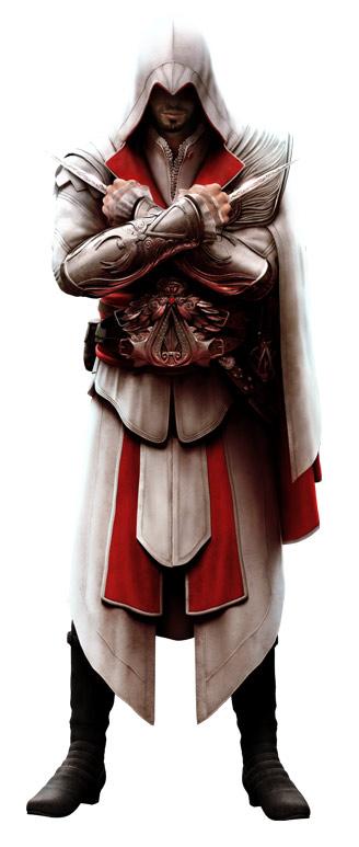 Assassins Creed Brotherhood Ezio Auditore Da Firenze Xb360