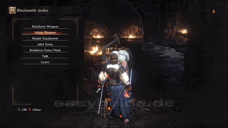 Dark Souls 3 Kohlen