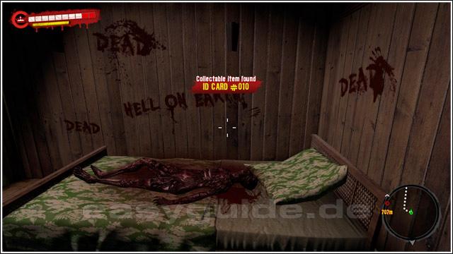 Dead Island Hotel Bungalow