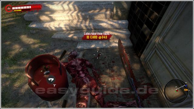 Dead Island Cheats Ps Waffen