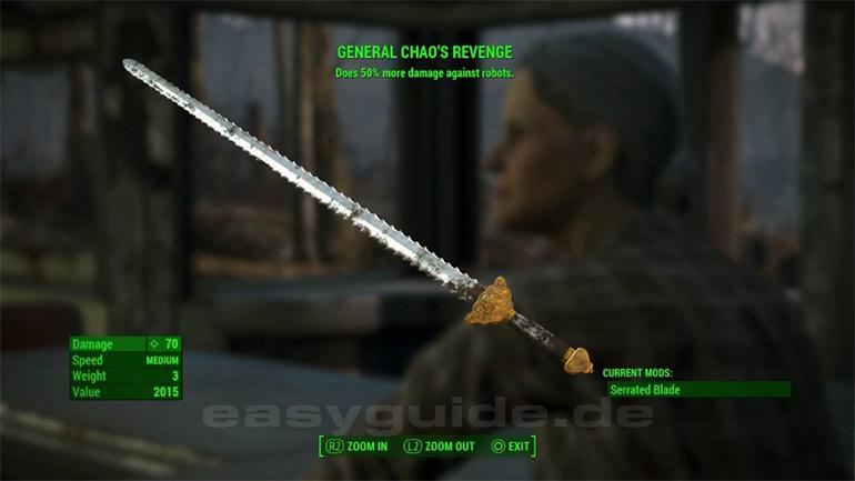 Fallout 4 Wackelpuppen Karte.Fallout 4 Einzigartige Waffen Fundorte 3 4 Ps4