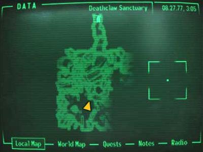 Fallout 3 todeskrallengebiet