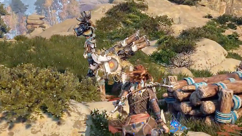 Horizon Zero Dawn Karte.Horizon Zero Dawn Graser Attrappen Finden Ps4 Easyguide