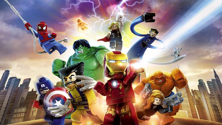 LEGO Marvel Avengers - Lösung & Fundorte für 100% 1/16 (PS4)