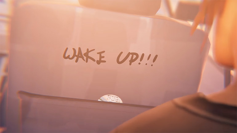 Life is Strange: Before the Storm - Fundort der Graffitis