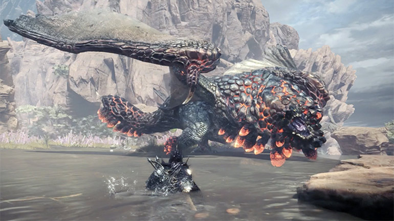 Bazelgeuse: Monster-Guide