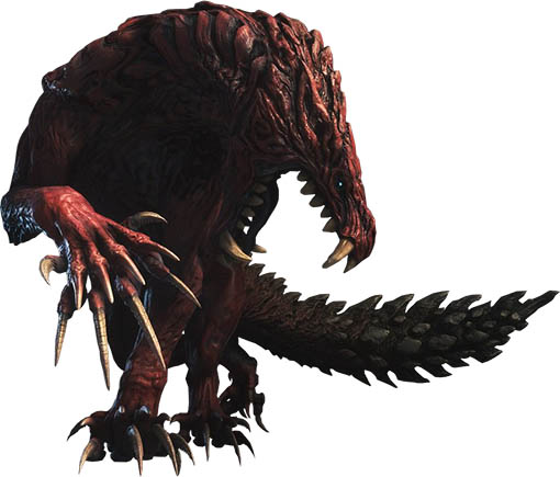 Odogaron: Monster-Guide