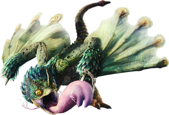 Pukei-Pukei: Monster-Guide