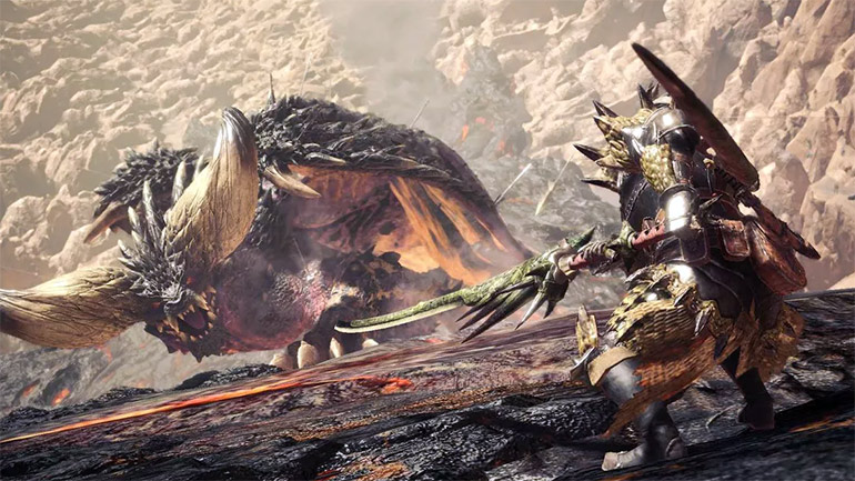 Monster Hunter World: Talismane