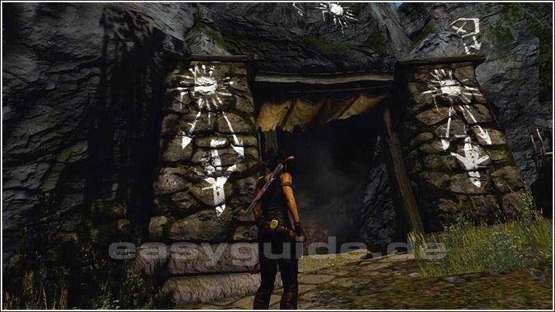 tomb raider gräber